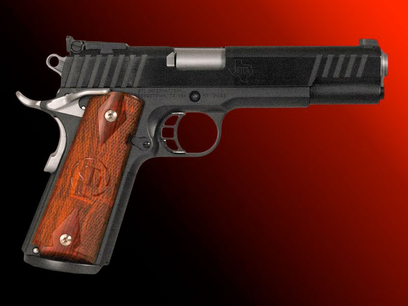 Pistolet STI Sentry - Cliquer pour agrandir
