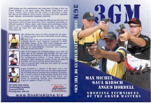 "DVD ""3 GM Shooting  Techniques"""