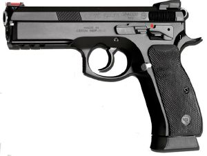 Pistolet CZ 75 SP01 SHADOW