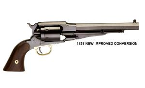 Revolver Uberti 1858 New Improved Conversion